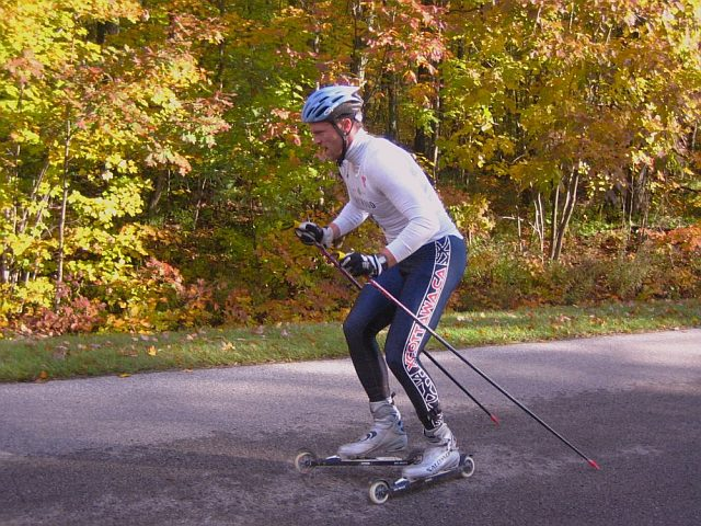 Canadian Rollerskiing Championships