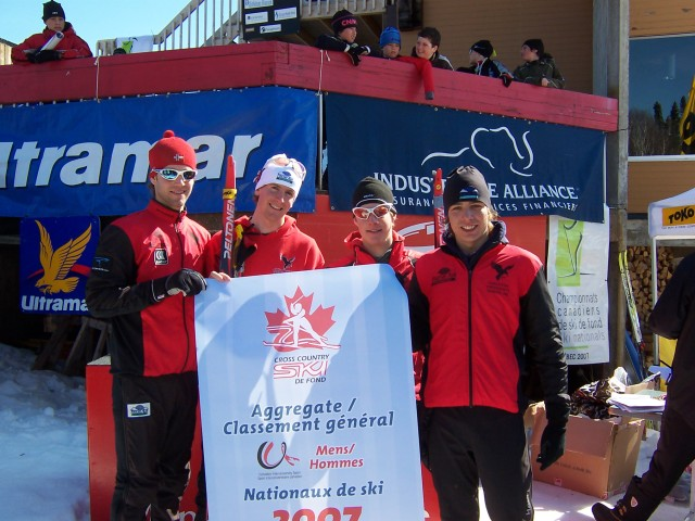 CUNT - Carleton University Nordic Team