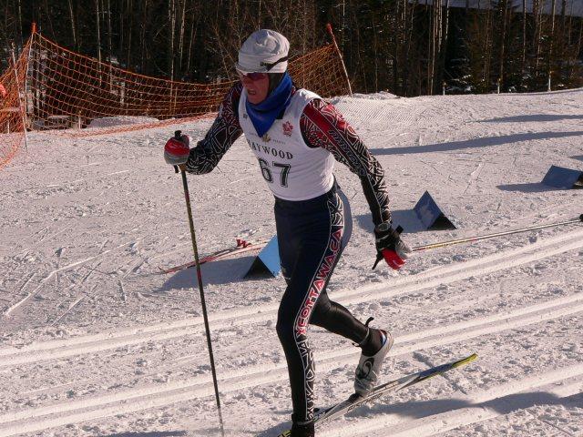 karl saidla skiing
