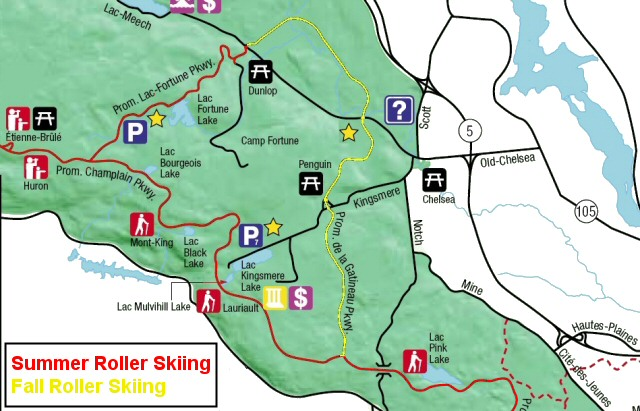 Gatineau Map