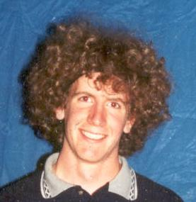 Ed McCarthy big hair