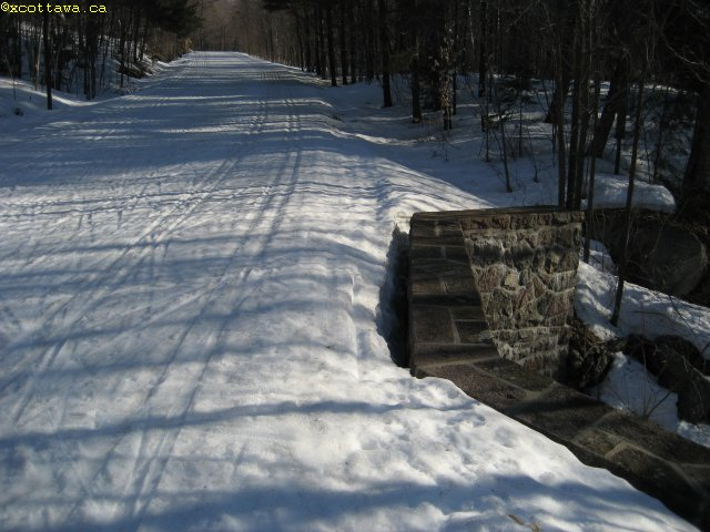 Gatineau Park Ski Picture 1
