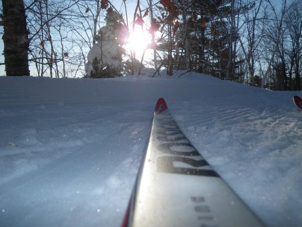Skiing in Halifax 3