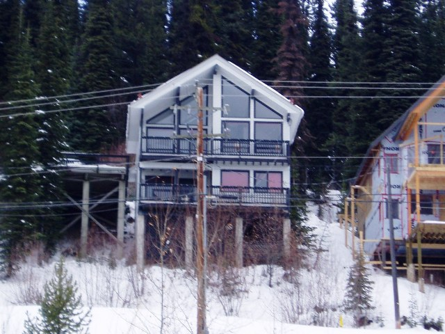silverstar mountain leslie house