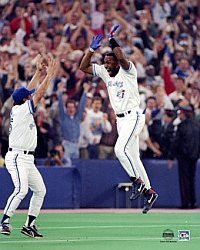 Joe Carter Home Run!