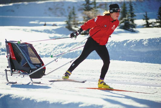 Ski Pulk Race :: Ski XCOttawa ca :: Skiing in Ottawa and