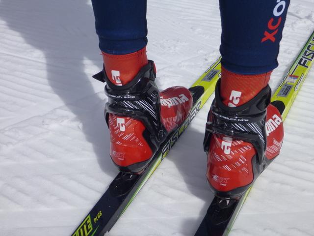 Equipment Review Alpina ESK Pro Skate Boots Ski XCOttawaca - Alpina skate ski boots