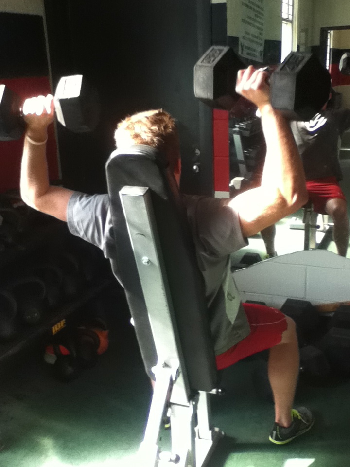 Incline Bench Press Angle to Incline Bench Press